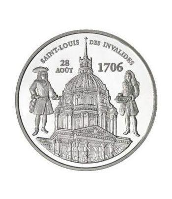 Moneda Francia 1 1/2 euro 2006 Los invalidos  - 1