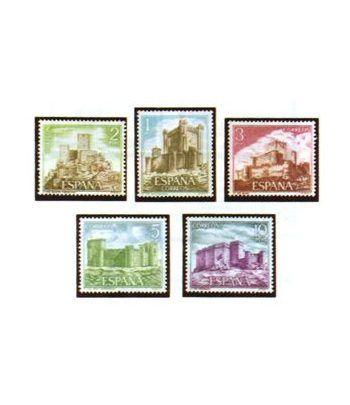 2093/97 Castillos de España  - 2