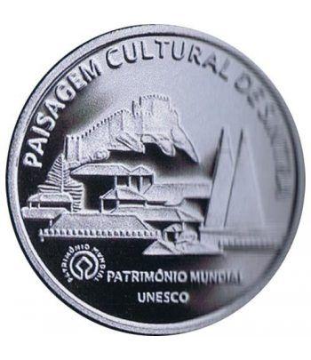 Portugal 5 Euros 2006 Unesco Sintra. Plata  - 2
