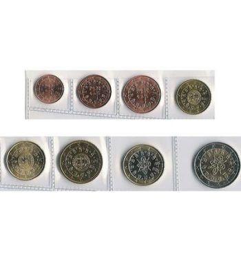 monedas euro serie Portugal 2006  - 2