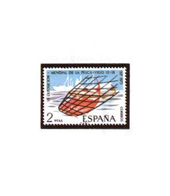2144 VI Exposición Mundial de la Pesca. Vigo  - 2
