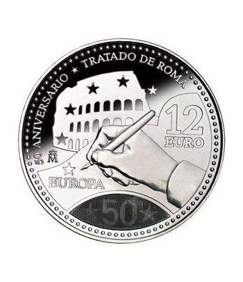 Moneda conmemorativa 12 euros 2007.  - 2
