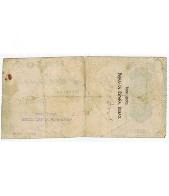 (1936) BILBAO. 50 Pesetas. MBC  - 4