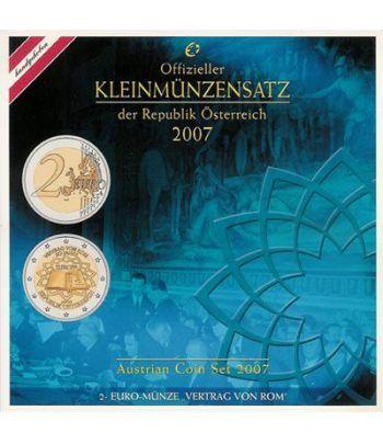 Cartera oficial euroset Austria 2007  - 2