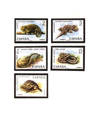 2192/96 Fauna hispánica  - 2