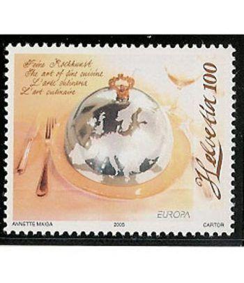 Europa 2005 Suiza (1v)  - 2