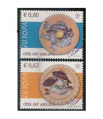 Europa 2005 Vaticano (2v)  - 2