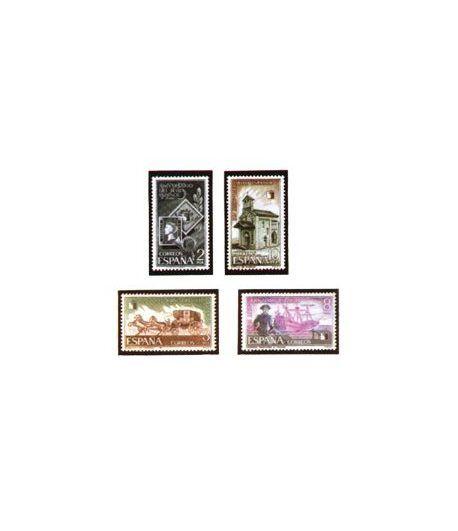 2232/35 125 aniversario del sello español  - 2