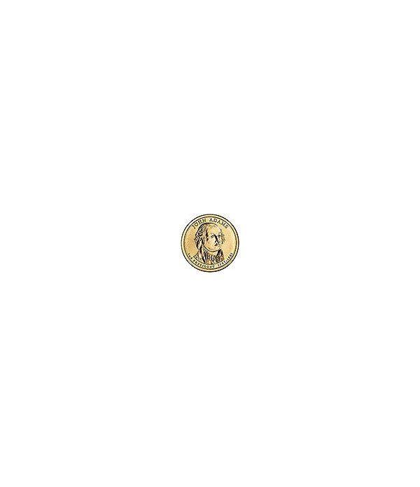 E.E.U.U. 1$ (2007) 2º Presidencial John Adams (2 cecas)  - 2