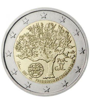 moneda conmemorativa 2 euros Portugal 2007.  - 2