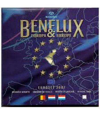 Cartera oficial euroset Benelux 2007  - 2