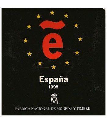 (1995) estuche FNMT 2000 ptas.  - 1