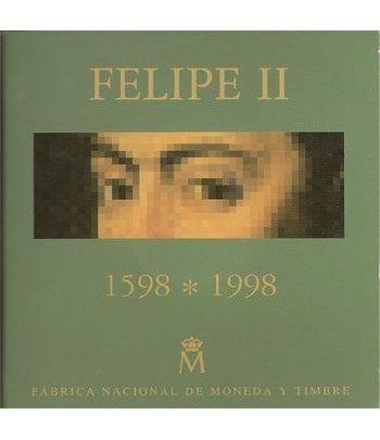 (1998) estuche FNMT 2000 ptas.  - 1