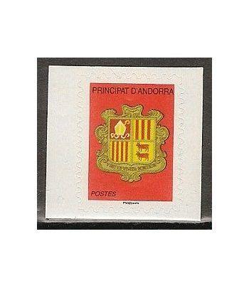 656 Escudo (1 sello)  - 2