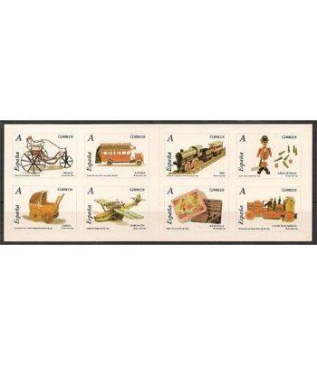 4288/95 Carnet Juguetes 2007  - 2