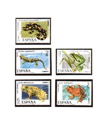 2272/76 Fauna hispánica  - 2