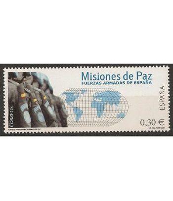 4343 Fuerzas Armadas en Misiones de Paz  - 2