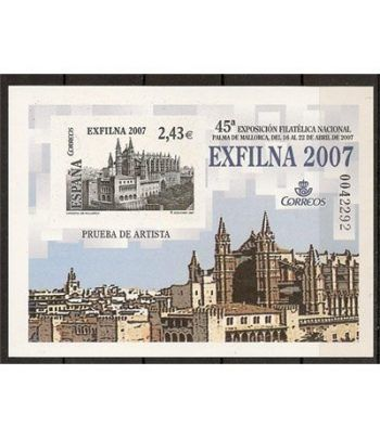 Prueba lujo 094 Exfilna 2007  - 2