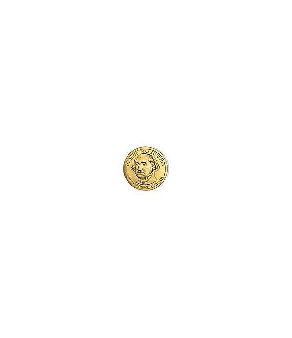 E.E.U.U. 1$ (2007) 1º Presidencial George Wahsington (2 cecas)  - 2