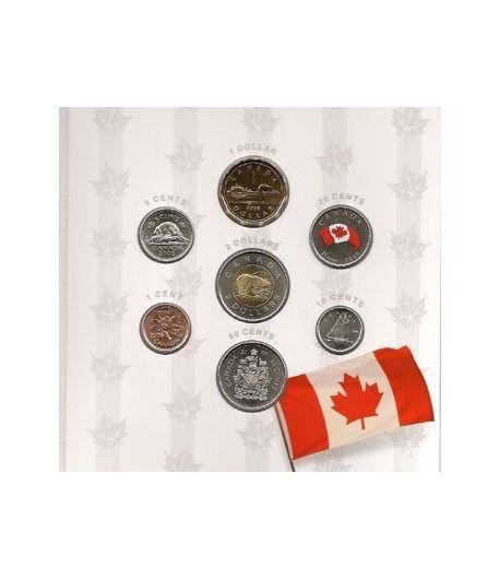 Estuche monedas Canada 2008  - 2