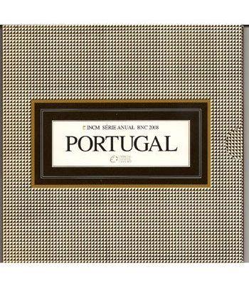 Cartera oficial euroset Portugal 2008  - 2
