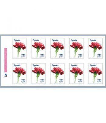 4212H Fauna y Flora CLAVEL (hoja de 10 sellos)  - 2