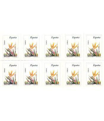 4212H/19H Fauna y Flora (8 hojas de 10 sellos)  - 2