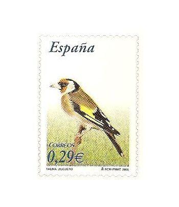 4214 Fauna y flora. Jilguero  - 2
