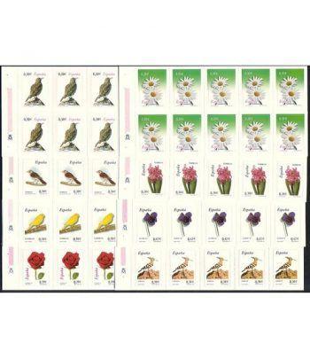 4300H /07H Fauna y Flora (8 hojas de 10 sellos)  - 2