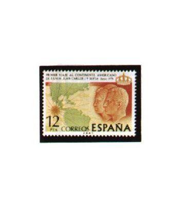 2333  viaje SS.MM. Reyes de España  - 2