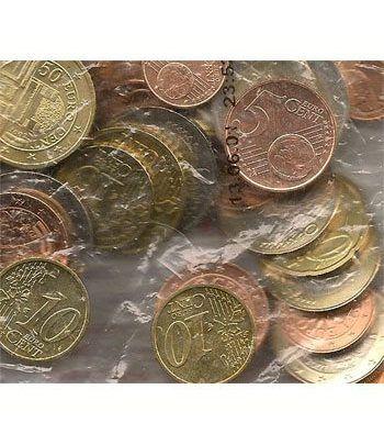 monedas euro Austria Euromonedero 2002.  - 2