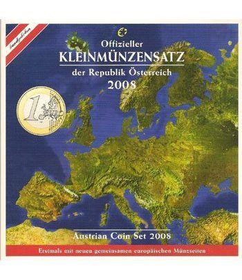 Cartera oficial euroset Austria 2008  - 2