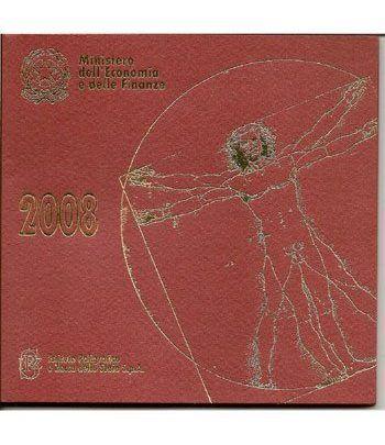 Cartera oficial euroset Italia 2008  - 2