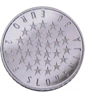 moneda Eslovenia 30 Euros 2008 (plata)  - 1