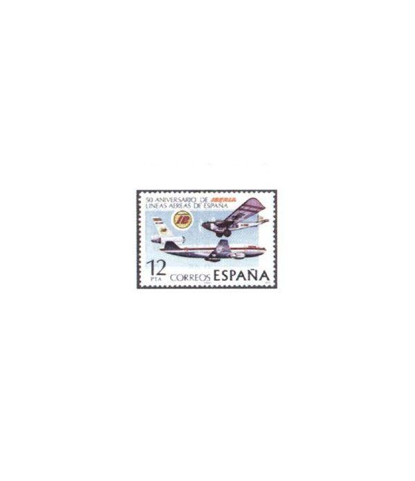 2448 L Aniversario de la fundación de la compañía aérea Iberia  - 2
