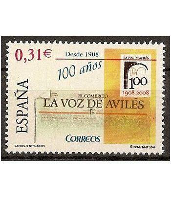 """4386 Diarios Centenarios """"La Flor de Aviles""""  - 2"""