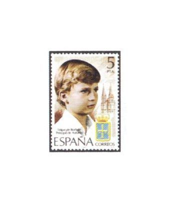 2449 Felipe de Borbón, Príncipe de Asturias  - 2