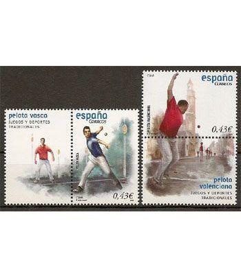 4408/09 Juegos y deportes tradicionales  - 2