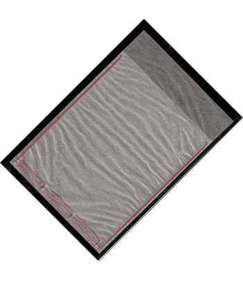 Sobres brillantina (margen rojo)(110x70) (100 u.) Sobres Archivo Filatelico - 2