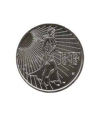 Francia 15 euros 2008. La semeuse. Plata.  - 2