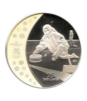 Canada 25$ (2007) Vancouver 2010 (Curling)  - 4