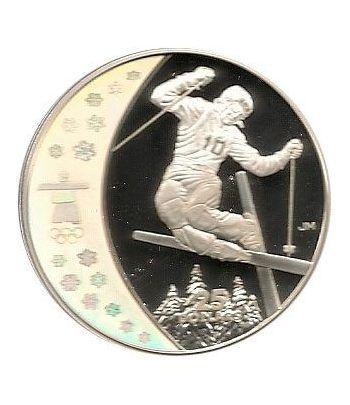 Canada 25$ (2008) Vancouver 2010 (Esquí acrobático)  - 1