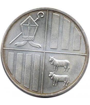 Moneda de plata 1 Diner Andorra 2008  - 2