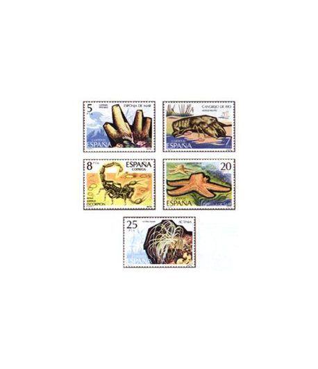 2531/35 Fauna. Invertebrados  - 2