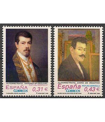 4431/32 Pintura Española  - 2