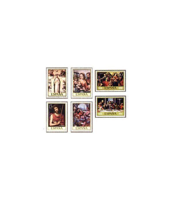 2537/42 Juan de Juanes (IV Centenario de su muerte)  - 2