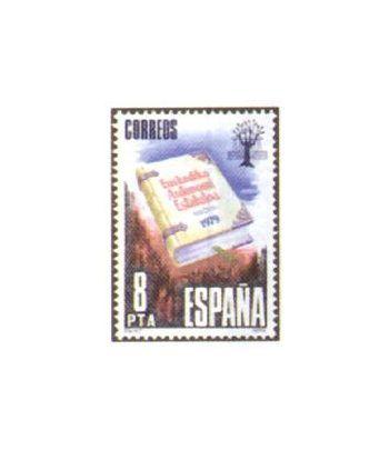 2547 Estatuto de Autonomía del País Vasco  - 2