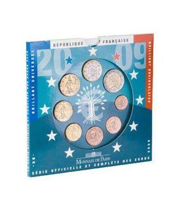 Cartera oficial euroset Francia 2009  - 2