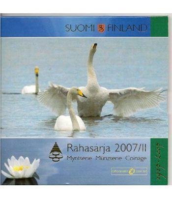 Cartera oficial euroset Finlandia 2007 II.  - 2