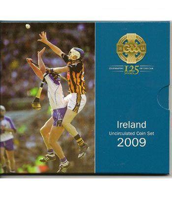 Cartera oficial euroset Irlanda 2009  - 2